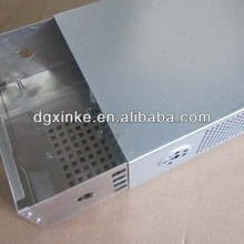Customized sheet metal stamped molded outlet box base cover