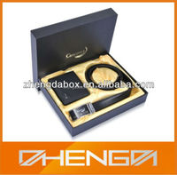 Guangzhou Factory Made-In-China Men Gift Belt Box (ZDP12-PB019)