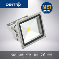 MET/CE/RoHS led flood light Bridgelux chip 1800LM