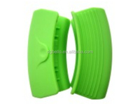 Anti-slip High Quality Silicone Handle for pan, Pan Handle Clamp Silicone