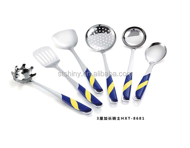 [SHINY] Stainless Steel Kitchen Utensils/ Kitchen Tool sets/ Resturant Utensils Sets/ S/S Housewares cooking wares