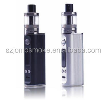 vapor box TC80 Alibaba vape mod vaporizer jomotech 60w e cigarette china wholesale