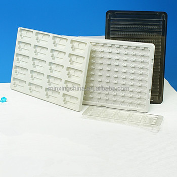 JEDEC IC Shipping Trays