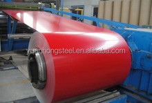 Prepainted Steel Coil (PPGI) corrugated roofing tile