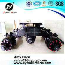 Semi truck suspension system 32 ton bogie Suspension by factory