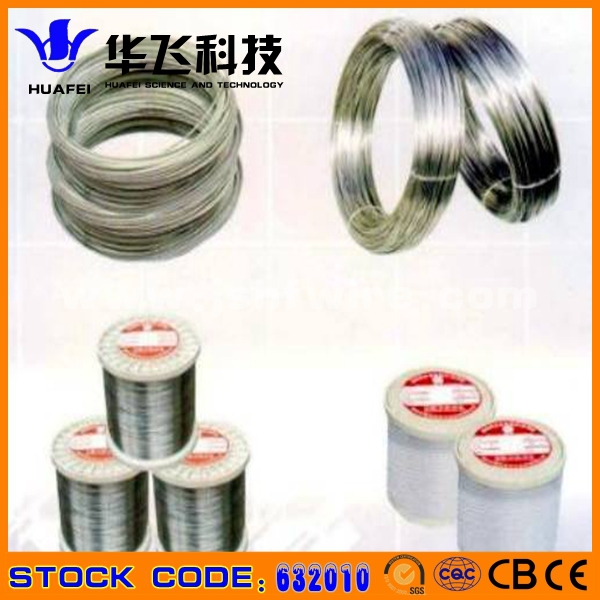 excellent antioxidant 1300 high temp 0Cr25Al5 FeCrAl heating wire