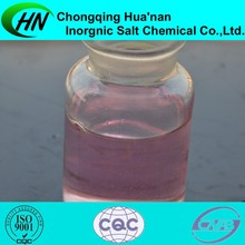 ISO certificated high production level Manganese Nitrate Solution50% CAS No.10377-66-9