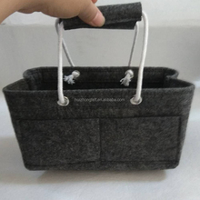 Felt Bag In Bag Insert Bag Organizer for Handbag Purse Organizer,felt purse insert organizer