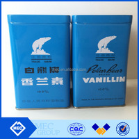 Polar Bear Brand Vanillin 500g Package