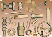 Work fine sanitary and valve parts