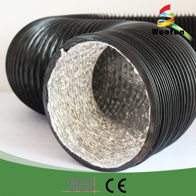 Customized Professional pvc ventilation duct