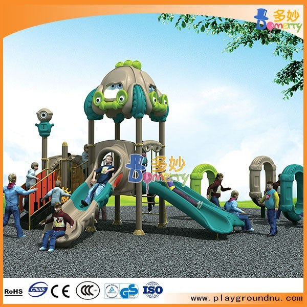 Good Quality Plastic Toy Backyard Play Structures
