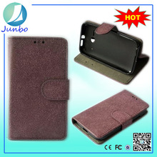 Popular luxury leather wallet custom case cover for nokia lumia 720