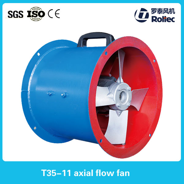 radiator fan motor for volkswagen Industrial Axial Flow Ventilator