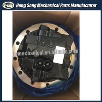 PC60-5 excavator hydraulic parts travel motor final drive GM09VL-C-28\40-3