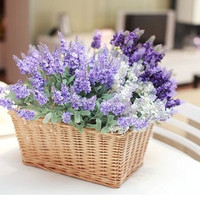Good Looking Wicker Flower Basket For