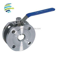 DN 15 1Pc Type Ball Valve Stainless With Internal Thread
