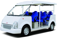 attractive price fashion customized China Made electric car for garden