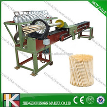 Bamboo toothpick production line automatic bamboo splitting machine