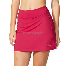 Women's Active Athletic Skort Lightweight Skirt with Pockets for Running Tennis Golf Workout