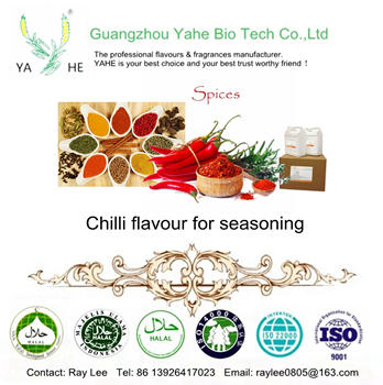 Spicy seasoning powder for BBQ snacks and fast food products flavour powder for spicy items