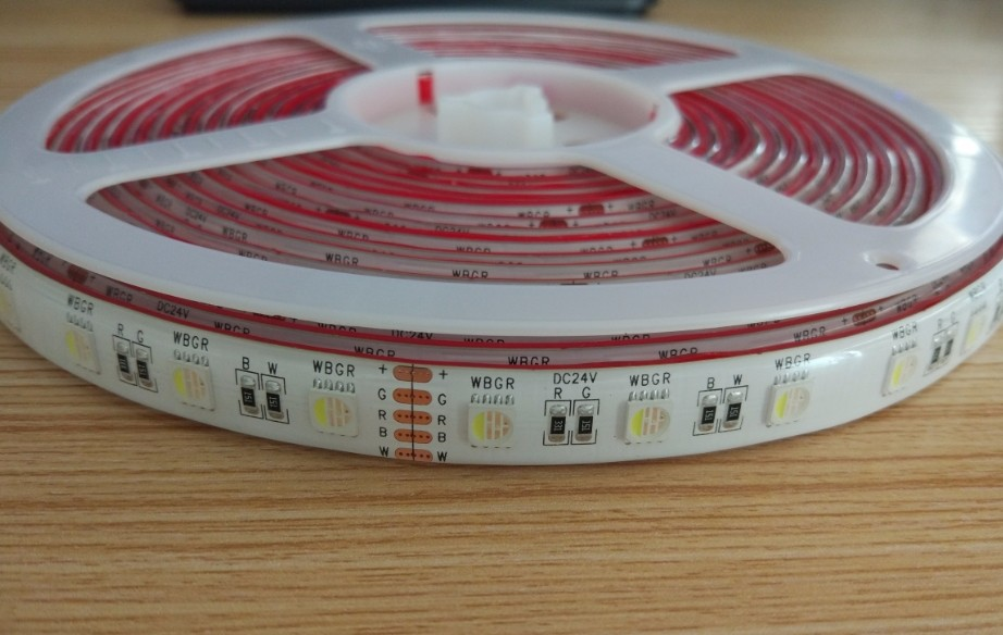 high bright flexible smd rgbw 5050 led strip light