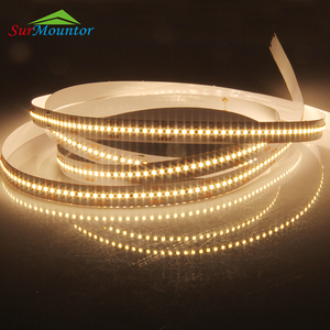 DC24V CRI95 SMD 2216 led strip single color 280led/m WW NW CW