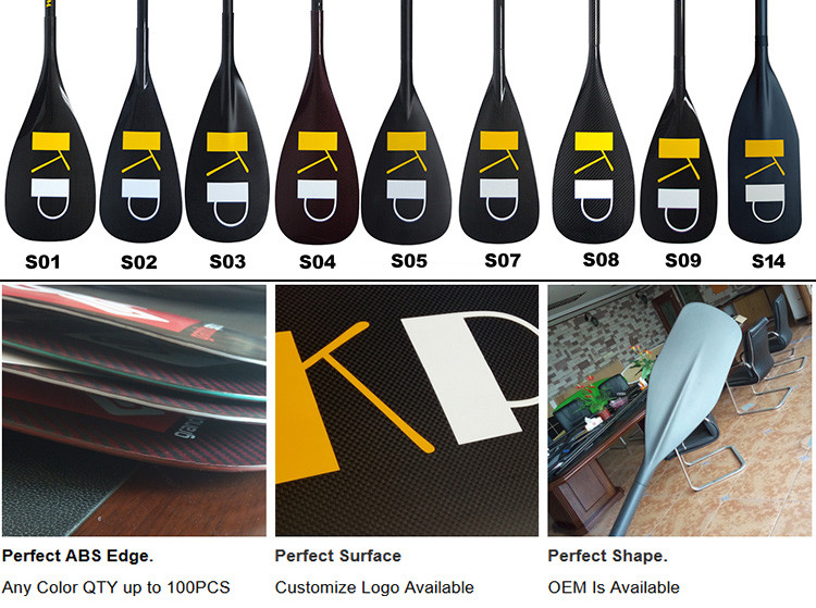Wholesale Carbon Fiber SUP Paddle For Stand Up Paddle Board Paddling