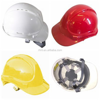 Newly design european construction safety helmets/caps with air/vent holes, ventilated hard hats supplier