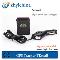 2014 cheapest google gps tracking easy to install tk102b