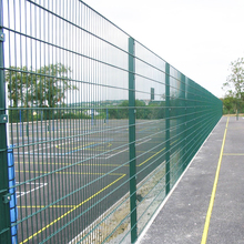High reputation steel security window fence /airport fence system/ welded wire mesh airport fence from China fatory