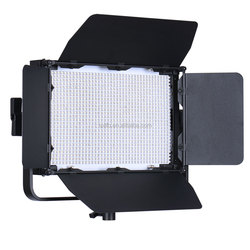 Tolifo flicker free LED tv studio lighting equipment for photographic and video