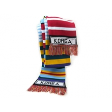 Latest arrival new design korean fashion scarf wholesale