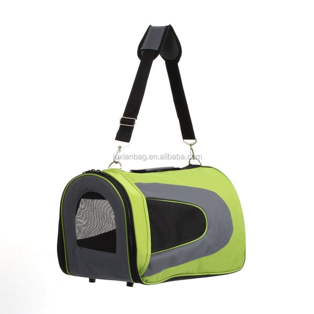 Oxford Comfortable Pet Carrier Soft Sided Pet tote Carrier