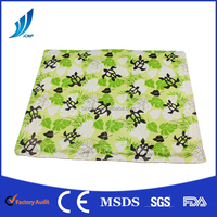 New product wholesale Cooling pad pet bed /reusable cooling gel dog cushion