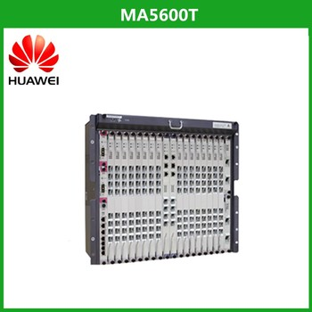 Large Capacity fiber-copper access Device Huawei MA5600T GPON OLT