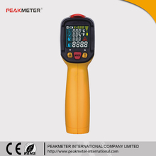 Portable Color LED Display -30c to 500c Non Contact Infrared Thermometer