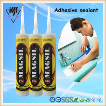 Good Performance Adhesive Sealant Acetoxy Silicone Sealant For Window Frame