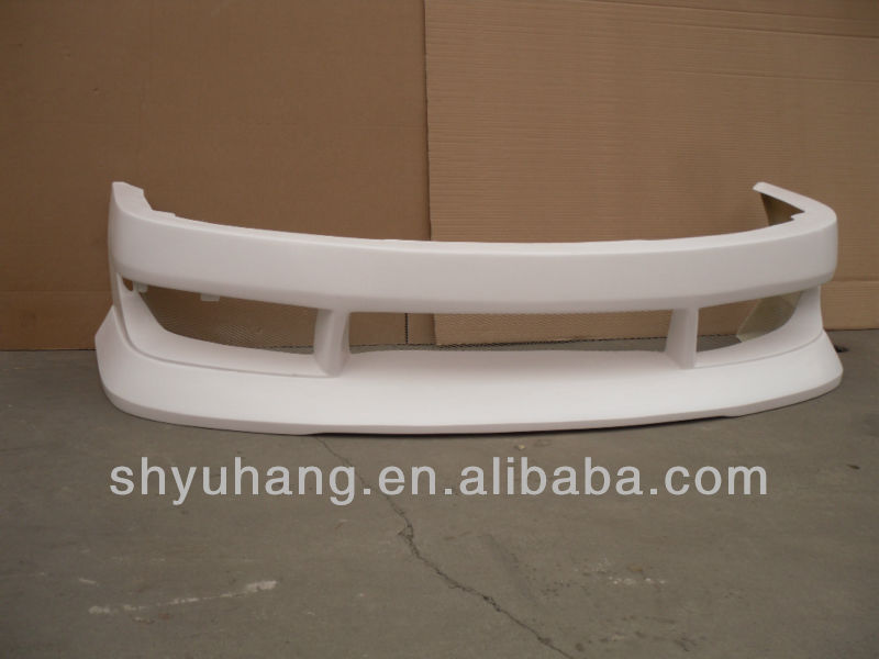 For S14A BN-Sports Blister FRP Front Bumper