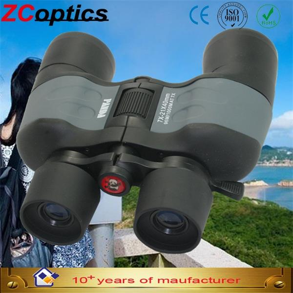 coin-operated binoculars rifle telescope 7-21x40 outdoor swings for adults