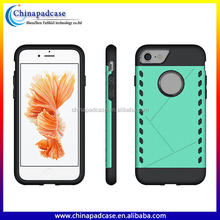 Brand for SGP case Wholesale new style armor TPU+PC mobile phone cases for iphone 7