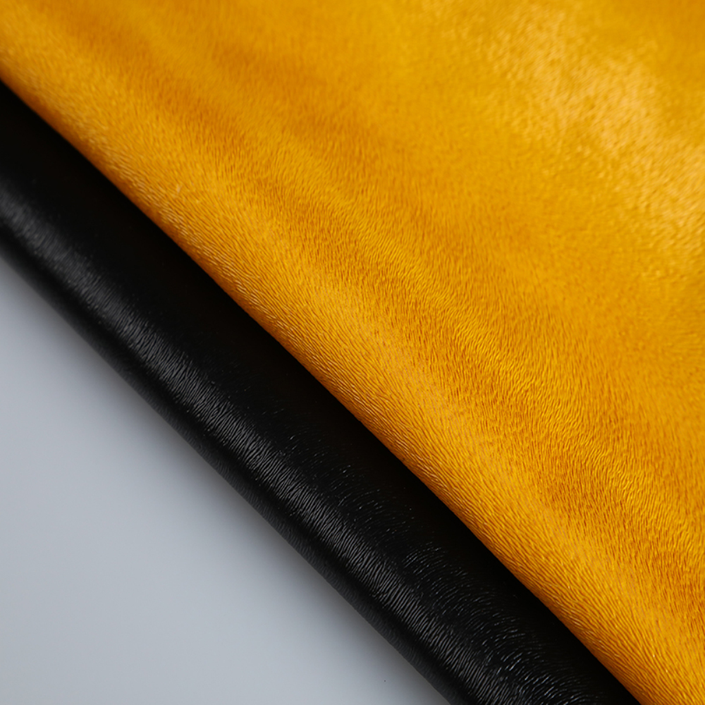 Factory Directly Supply artificial pvc leather for furniture industry