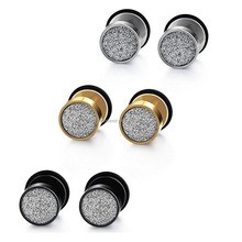 Stainless Steel Cheap Earring Stud Wholesale Manufacturer