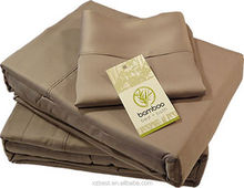 Soft 100 percent Bamboo European Bed Linen