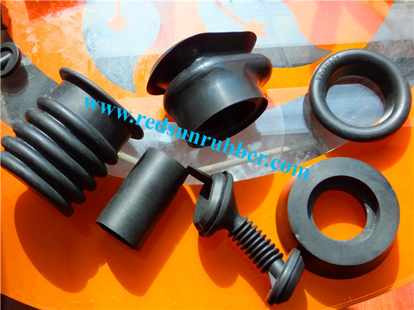 agriculture irregation rubber component