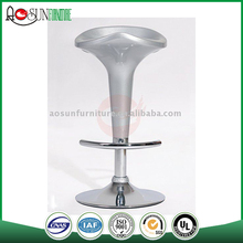Stool supplier ISO 9001 certified PP high end bar stools