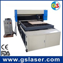 mould/MDF/plywood/wood rotary die board laser cutting machine