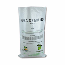 custom recyclable pp woven white bags 25kg 50kg for packaging agriculture rice, sugar, seed, feed, flour, fertilizer
