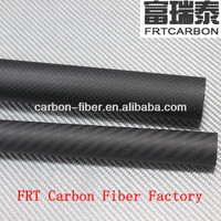 Factory made 100% carbon fibre tubes for RC helicopter multicopter quadcopter DJI copter phantom