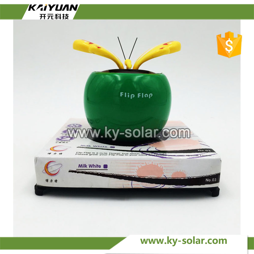Newest cute solar powered desk toy in cheap price